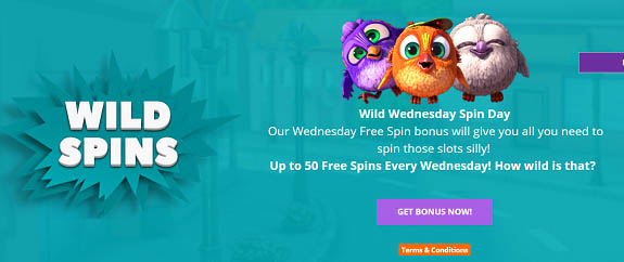 cryptowild free spins
