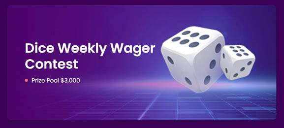 dice wager promotion